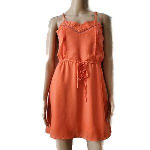 Anthroplogie Paper Crane Sleeveless Short Dress